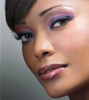 maquillaje en mujeres morenas
